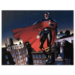 """Marvel Comics """"Ultimate Spider-Man #119"""" Numbered Limited Edition Giclee on Canvas by Stuart Immonen"""
