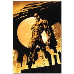 """Marvel Comics """"Amazing Spider-Man #528"""" Numbered Limited Edition Giclee on Canvas by Mike Deodato Jr"""