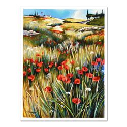 """Yuri Dupond, """"Country Tranquility"""" Limited Edition Serigraph, Numbered and Hand Signed with Certific"""