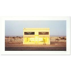 "Robert Sheer, ""Prada Cowboy Spirit"" Limited Edition Single Exposure Photograph, Numbered and Hand Si"