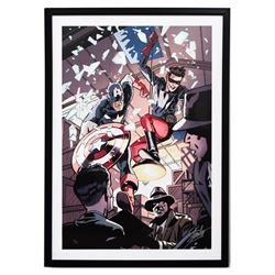 Stan lee- Giclee on Canvas