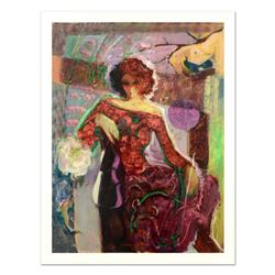 """Sabzi, """"Love & Romance"""" Limited Edition Hand Embellished, Numbered and Hand Signed with Certificate."""