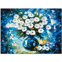 "Leonid Afremov (1955-2019) ""Radiance"" Limited Edition Giclee on Canvas, Numbered and Signed. This pi"