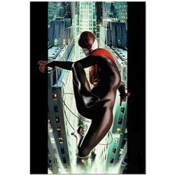 "Marvel Comics ""Ultimate Spider-Man #2"" Numbered Limited Edition Giclee on Canvas by Kaare Andrews wi"
