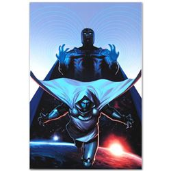 """Marvel Comics """"X-Men #16"""" Numbered Limited Edition Giclee on Canvas by Jorge Molina with COA."""