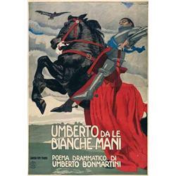 Mute movie poster - UMBERTO