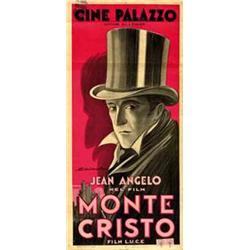 Mute movie poster - MONTE CRISTO
