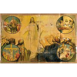 Mute movie poster - Gesù