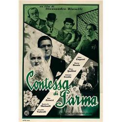 Italian movie poster - PARMA