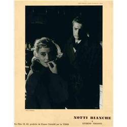 Italian movie poster - NOTTI BIANCHE