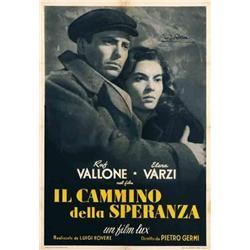 Italian movie poster - SPERANZA