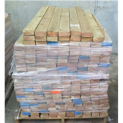 "Pallet Multiple Wood Planks 44"" L x 3-1/2""W  x 1/2"""