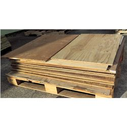 Pallet Multiple Plywood Sheets 36 L x 24  W x 1/2