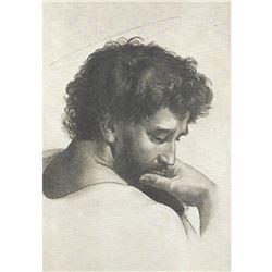 Vintage c1920's half-tone print, #343N St. Paul.