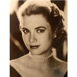 Actress Grace Kelly Sepia Tone Photo Print