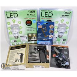 SEALED ITEMS FEIT ELECTRIC LED