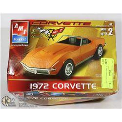 AMT ERTL 2002 CORVETTE 1972
