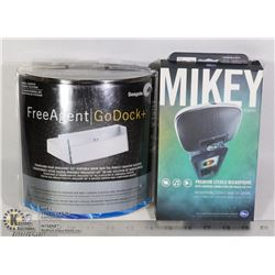 NEW BLUE MIKEY DIGITAL AUDIO