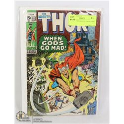 MARVEL THE MIGHTY THOR COMIC #180
