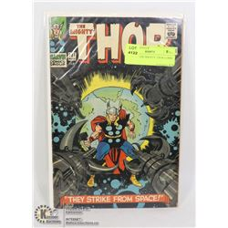 MARVEL THE MIGHTY THOR COMIC #131