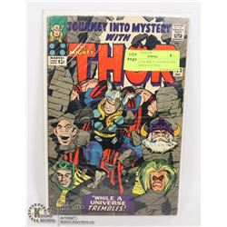 MARVEL JOURNEY INTO MYSTERY WITH THOR #123 COMIC