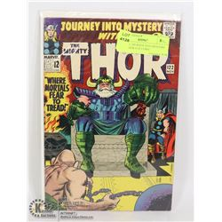 MARVEL JOURNEY INTO MYSTERY WITH THOR #122 COMIC