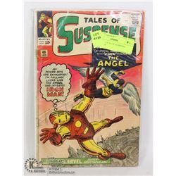 MARVEL TALES OF SUSPENSE COMIC #49
