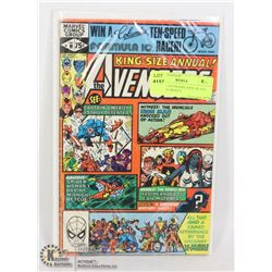 MARVEL AVENGERS ANNUAL #10 COMIC 1ST ROGUE