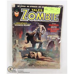 MARVEL TALES OF THE ZOMBIE #2