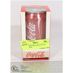 3D 40 PIECE COCA COLA PUZZLE NEW IN BOX