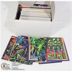 COMPLETE MARVEL 1993 SERIES CARD SET