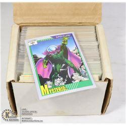 COMPLETE MARVEL 1991 SERIES CARD SET