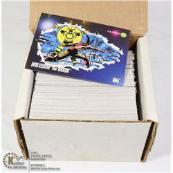 COMPLETE MARVEL 1992 SERIES CARD SET