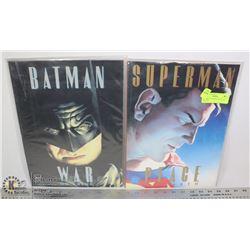 SUPERMAN BATMAN TREASURY SIZE GNS