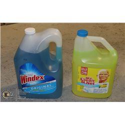 MR CLEAN/WINDEX 5 GAL