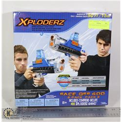 XPLODERZ H20GUN SET, SEALED