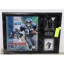 NFL 2005 MVP SHAUN ALEXANDER