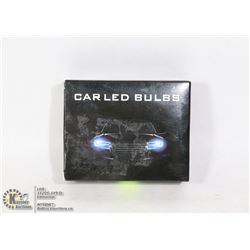SET OF CAR LED BULBS 9006