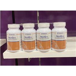 NEOQ 10 COENZYME SUPPLEMENT 4 PKG  AMAZON $785.60