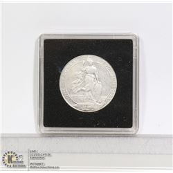 GREAT BRITAIN FLORIN (2 SHILLING) SILVER COIN 1906