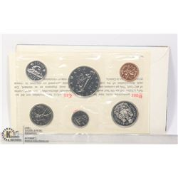 1975 CANADIAN 6 COIN PROOF LIKE SET WITH PAPERWORK