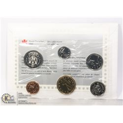 1995 CANADIAN 6 COIN UNCIRCULATED SET WITH