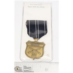 USA COAST GUARD RIFLE PISTOL EXPERT MEDAL WITH