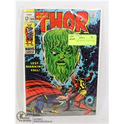 MARVEL THE MIGHTY THOR COMIC #164