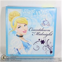 COUNTDOWN TO MIDNIGHT DISNEY STRETCHED CANVAS