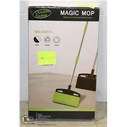 NEW DOUBLE SIDED MAGIC MOP