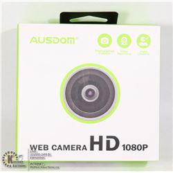 HD 1080P WEB CAMERA