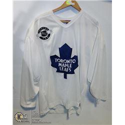CCM NHL MAPLE LEAFS SIZE XL