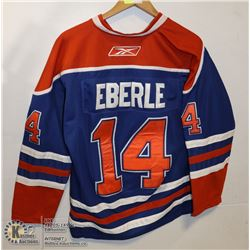 OILERS JERSEY NHL SIZE 48