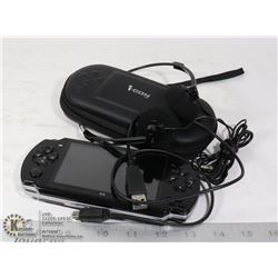 X6 HANDHELD GAMING CONSOLE WITH